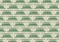 Free Background From Dollars_underside Stock Photo - 3651260