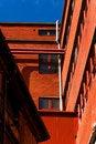 Free Red Brick Factory Stock Photos - 3653343