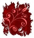 Free Dark Red Pattern Royalty Free Stock Images - 3654059