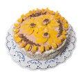 Free Cocoa Cream Cake Stock Photo - 3656250