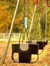 Free Swings Royalty Free Stock Photo - 3656315