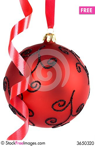 Free Christmas Ball Stock Photo - 3650320