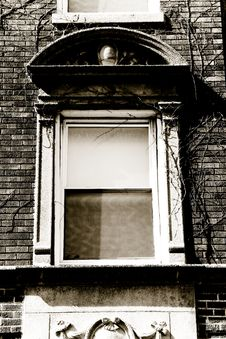 Free Old Window Stock Photo - 3650120