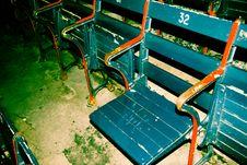 Free Stadium Seat Stock Photos - 3650153