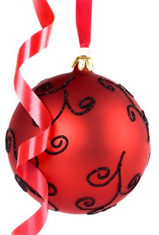 Free Christmas Ball Stock Photo - 3650320