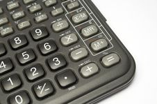 Free Scientific Calculator Royalty Free Stock Photo - 3650385