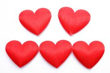 Free Hearts Stock Images - 3650784