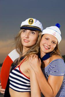 Sexy Ship Crew Stock Photos