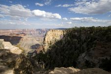 Free The Grand Canyon Royalty Free Stock Photography - 3651277
