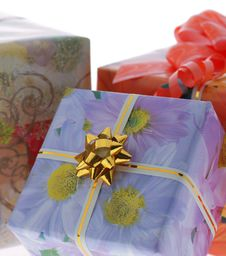 Free One Gifts Royalty Free Stock Photo - 3651505