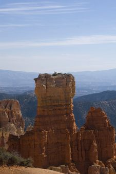 Free Bryce Canyon National Park, Utah Royalty Free Stock Image - 3651696