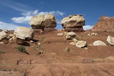 Free Capitol Reef National Park Royalty Free Stock Images - 3651809