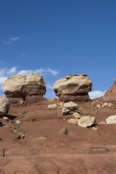 Free Capitol Reef National Park Royalty Free Stock Photos - 3651828