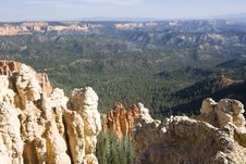 Free Bryce Canyon National Park, Utah Royalty Free Stock Image - 3652036