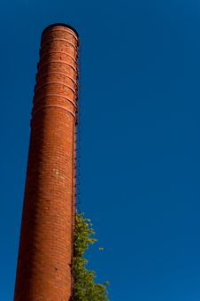 Free Factory Chimney Stock Images - 3653284