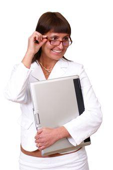 Free Businesswoman Stock Image - 3653491
