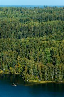 Free Aulanko Landscape Royalty Free Stock Image - 3653526