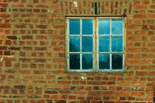 Free Window On A Wall Stock Photos - 3653573