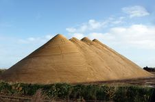 Free The Four Pyramids Stock Image - 3653651