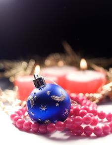 Free Christmas Decoration Stock Photos - 3654003