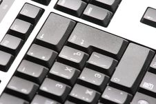 Free Key.keyboard Stock Photography - 3654032