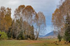 Free Outskirt Of Hemu Village Royalty Free Stock Image - 3654606
