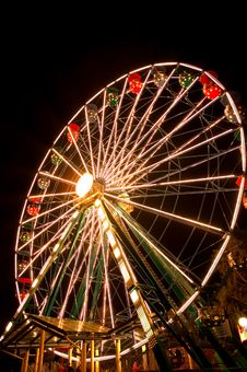 Free Ferris Wheel Royalty Free Stock Images - 3654759