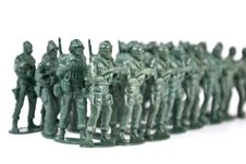 Free Toy Soldier Stock Images - 3655034