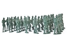 Free Toy Soldier Royalty Free Stock Photo - 3655085