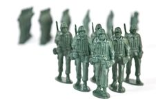 Free Toy Soldier Stock Photography - 3655232