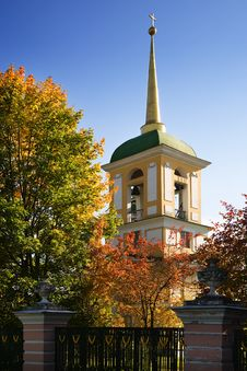 Free Autumnal Belltower Stock Images - 3655604