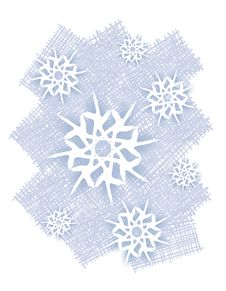 Free Rustic Mesh Snowflake Background Royalty Free Stock Image - 3655756