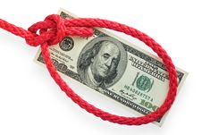 Free Money And Knot 03 Stock Photos - 3656003