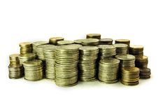 Free Many Coins Rouleaus Stock Photo - 3656170