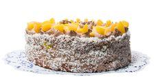 Free Cocoa Cream Cake 01 Royalty Free Stock Photography - 3656257