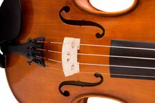 Free Violin Royalty Free Stock Photography - 3656537