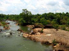 Free Sawantwadi Riverscape Royalty Free Stock Photos - 3656858