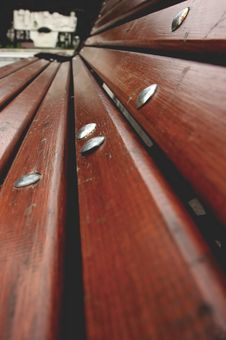 Free Bench Stock Photography - 3656912