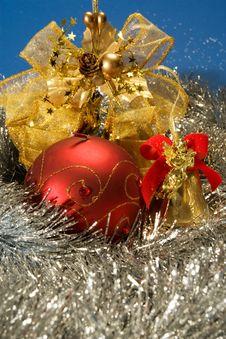 Free Sparkle Christmas Stock Image - 3656971