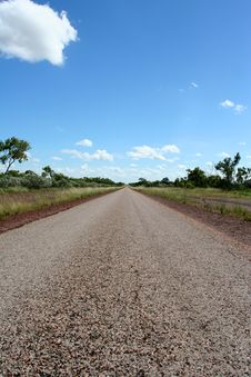 Free Road To Nowhere 01 Stock Image - 3657191