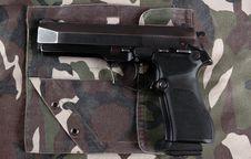 Free Pistol. Stock Photography - 3657462