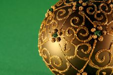 Free Christmas Balls Ornament Stock Image - 3657611