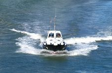Free Pilot Boat Stock Photography - 3657892