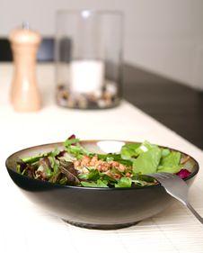 Free Vegetable Salad On Table 2 Stock Photos - 3658043
