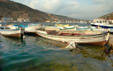 Free Boat Parking Stock Photo - 3658420