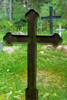 Free Estonian Graveyard No.2 Stock Images - 3658434