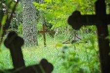 Free Estonian Graveyard No.1 Stock Images - 3658494