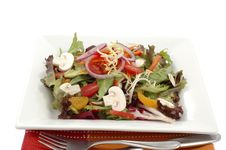 Free Fresh Salad Stock Photography - 3658662