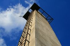 Free Ladder In The Sky Stock Photo - 3659110