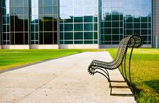 Free Empty Bench Royalty Free Stock Photos - 3659848